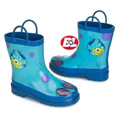 Monsters, Inc.: Rain Boots for Boys
