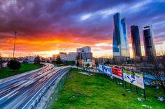 Madrid Madrid City, New York Skyline, Times Square, Fair Grounds, Fun, Travel, Viajes, Trips, Tourism