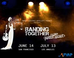 FVAP Banding Together #los #angeles #domestic #violence #lawyer http://louisiana.nef2.com/fvap-banding-together-los-angeles-domestic-violence-lawyer/  # Two cities. Two battles. Two champions. One goal. BANDING TOGETHER TO END DOMESTIC VIOLENCE Family Violence Appellate Project's annual attorney battle-of-the-bands fundraiser returns! Our 5th annual Banding Together to End Domestic Violence features bands of attorneys from California's top law firms who rock out for a good cause. Held every…