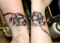 Rose sisters?