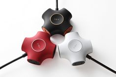 TRIX-The new stylish charger and power strip for work & play by Trix Point — Kickstarter