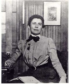 """Ida Tarbell - Intelligent, meticulous researcher, considered to be the first female investigative journalist. Credited with the downfall of the most powerful man in America at the time, John D. Rockefeller, and the break up of his Standard Oil monopoly by exposing ruthless company practices. Also famously authored an extensive biography of Lincoln."""