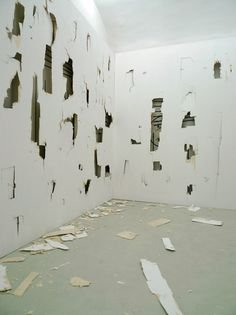 Marc Breslin, 'Screaming at a wall' (2012)