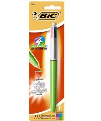 FREE 4-Color BIC Pen Giveaway