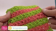 crochet for beginners step by step left handed - YouTube