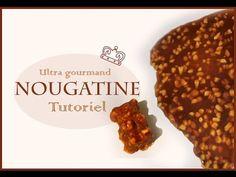 1#: Faire du Caramel-Nougatine/ How to make the caramel nougat.