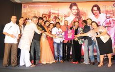 The audio launch of film Mumbai Can Dance Saalaa, a movie that shall mark the revival of dance bars and depict the story of Crorepati dance to be held at the one of the plush hotels in the town. #mumbaicandancesaala #rakhisawant #musiclaunch