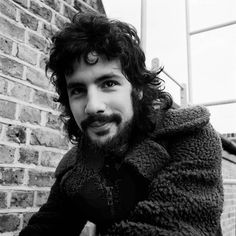 "soundsof71: ""Cat Stevens in London, October 29 1970, by Michael Putland """