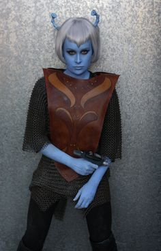 Hot tempered but cool as ice Andorian!