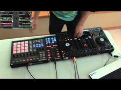DJ IZN: 99 problems, 17 beats (routine with traktor s4, maschine and x1)