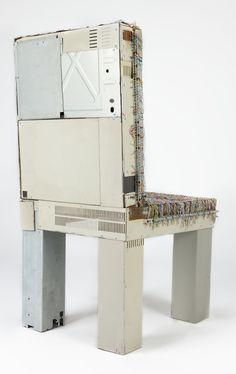 Binary Chair02 In Progress