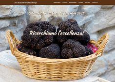 Nuovo sito della Fiera Nazionale del Tartufo Nero di Fragno (Calestano - Parma)! Un progetto a quattro mani con Matteo Comandini! http://www.tartufonerofragno.it/