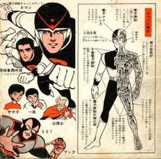 8-Man by Jiro Kuwata
