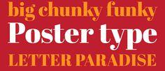 best fonts 2012