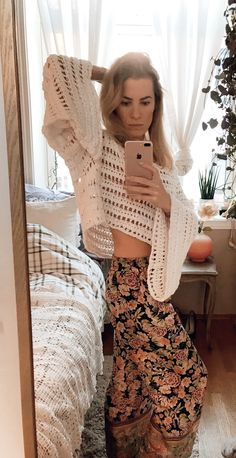 Outfit from Zara Bohemia Style, Zara, Bohemian, Photo And Video, Selfies, Portraits, Outfits, Instagram, Fashion