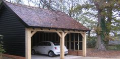 We Build Bespoke Oak and Timber Garages – Suffolk Cart Lodges