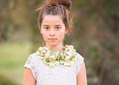 Leica Flower Collar by StylemeJaime on Etsy
