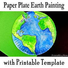 Earth Day Craft: DIY Recycling Center for Kids - thegoodstuff - Earth Day Archives – Printables 4 Mom Earth Day Archives – Printables 4 Mom Earth Day Archives - Earth For Kids, Love The Earth, Peace On Earth, Earth Day Activities, Art Therapy Activities, Art Activities For Kids, Earth Day Pictures, Earth Day Images, Earth Day Posters