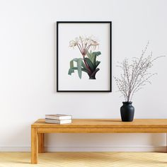 Excited to share the latest addition to my #etsy shop: Printable Botanical Wall Art of Crinium flower, DIY Home Decoration, Instant Download Wall Art #art #print #digitaldownload #diy Botanical Wall Art, Flower Diy, Types Of Printer, Frame Sizes, Frame It, Botanical Illustration, Floating Nightstand, Art Art, Printable
