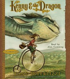 Kenny and the Dragon, read by Alan Cumming