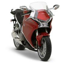 My custom rendering of a Honda NC700X for Teal'c