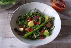WARM SWEET & SMOKY VEGGIE SALAD - a flavour-packed salad for all year round. Gluten-free and Vegan