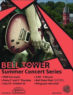 Bell Tower Concert Series