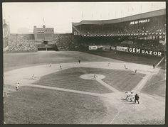 1936-world-series-joe-dimaggio-bunts.jpg (719×547)