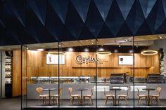 Guylian chocolate store by F&HA Sydney  Australia
