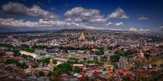 Tbilisi Panorama by John Wright on 500px