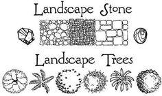 Resultado de imagem para landscape graphics