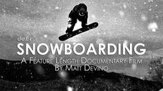 Definition: Snowboarding