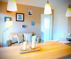 Kieler FeWo No. 2 - kieler-fewo.de Modern, Couch, Furniture, Home Decor, Double Bedroom, Ground Floor, Kiel, Seating Areas, Living Area