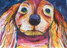 Cookie, by Debbie Crawford