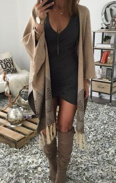 black+sexy+dress+++nude+cape