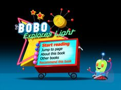 "This app helps young children explore various concepts related to light such as refraction, bioluminescence, reflection, and so on. The Next Generation Science Standards 1.LS Light and Sound.d.requires that young children ""investigate to describe how mirrors and prisms redirect light"".  The Bobo Explores Light allows students to meet this standard."