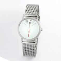 I love this!!  Mindfulness watch - Past-Present-Future Watch - Bestsellers - Yanko Design