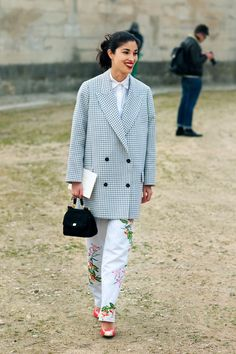 CAROLINE ISSA  Market Editor, Tank Magazine #Fashion
