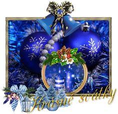 Christmas Bulbs, Merry Christmas, Foto Gif, Cute Images, Hanukkah, Clip Art, Wreaths, Holiday Decor, Xmas