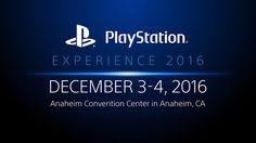 Fissata la data per il Playstation Experience 2016