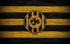 Download wallpapers Roda FC, 4k, Eredivisie, soccer, Holland, football club, Roda, wooden texture, FC Roda