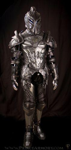 Dragon Crusader Full Suit by Azmal // armor helmet helm Armadura Medieval, Samurai, Medieval Armor, Medieval Fantasy, Medieval Knight, Armor Concept, Leather Armor, Knight Armor, Arm Armor