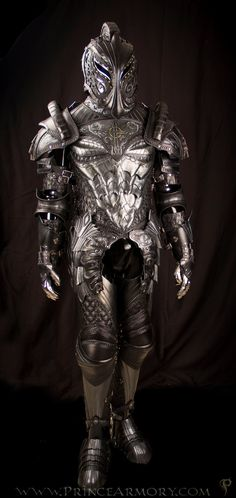 Stainless steel core with hard leather details, overlays, and filigrees. Please like, share, follow for more like this. This helmet needed to at least have a metal based to be SCA compliant for the...