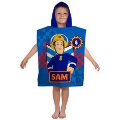 Shop online for Children's Fireman Sam Workshop themed Hooded Towels. Buy from Kids Mega Mart for Australia Wide Delivery! Outdoor Play Equipment, Fireman Sam, Online Shopping Australia, Beach Bath, Bath Towels, Indoor Outdoor, Workshop, Boys, Baby Boys