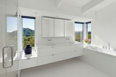 Mill Valley Residence - modern - bathroom - san francisco - by Edmonds + Lee Architects