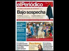 Principales Titulares de Portadas Diarios Periódicos Españoles del dia Martes 27 de Agosto de 2013 ¿Que le Parecio este día? Aquí encontrará diferentes Portadas de Diarios y Periódicos Españoles procurando reflejar el día a día de las Noticias en España con lo que reflejan destacado en sus Titulares, Spain News ¡Esperamos os Guste la idea!