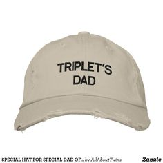 c7fd7a27477 Special hat for special dad of