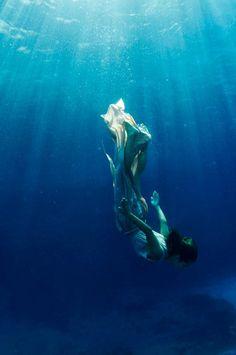 Mermaid Underwater Kurt Arrigo Photography
