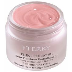 """Lacy Markel of Cos Bar's Riverwalk store loves By Terry's Teint De Rose moisturizer! """"Teint De Rose is an amazing gel-cream that leaves you with a gorgeous, glowing complexion. This product is meant for all skin types, and can be layered over the top of your current skincare or worn alone. I love to prep my clients' skin with this moisturizer before makeup application for an instantly toned and smooth finish."""""""