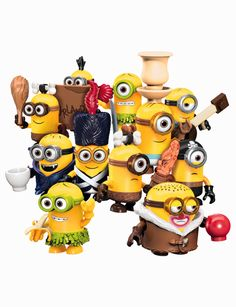 "Toys""R""Us - Mega Bloks - Minions Movie Blindpack, sortiert Despicable Minions, Minion Movie, My Minion, Funny Minion, Toys R Us, Minion Gifts, M&m Characters, Mega Blocks, Toys"